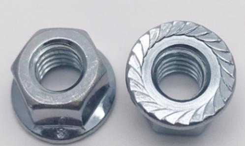 碳钢法兰螺母