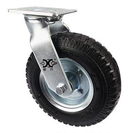 重型充气橡胶双轴动轮