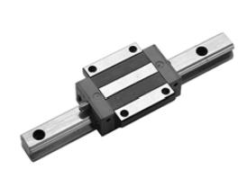 滑块加宽型低组装型直线导轨